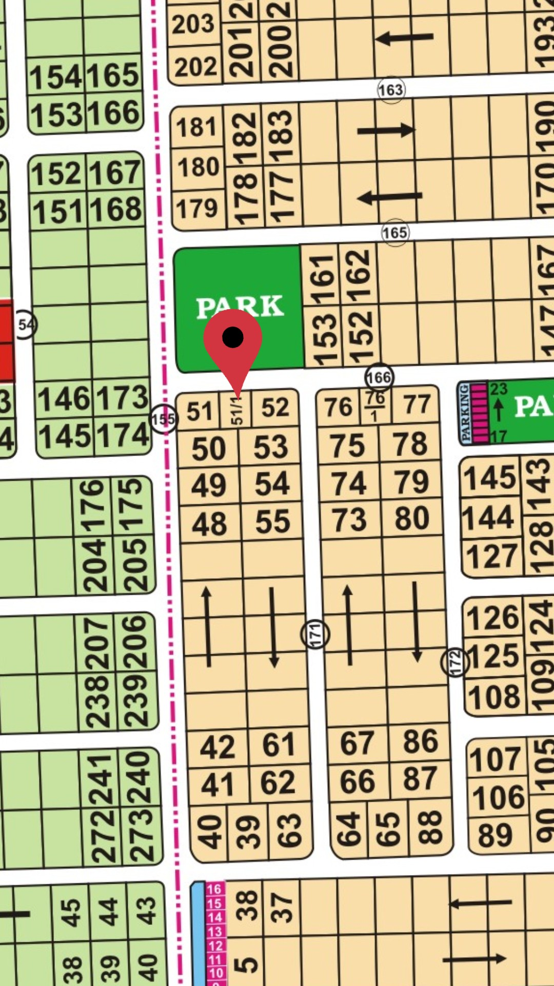 30 Marla Residential Plot For Sale in DHA Lahore Phase 1